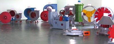 Выставка продукции - вентиляционное оборудование